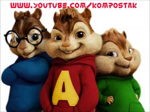 Chipmunks Austin Mahone ft  Pitbull  MMM Yeah