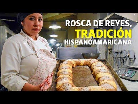Aprende a preparar una deliciosa Rosca de Reyes