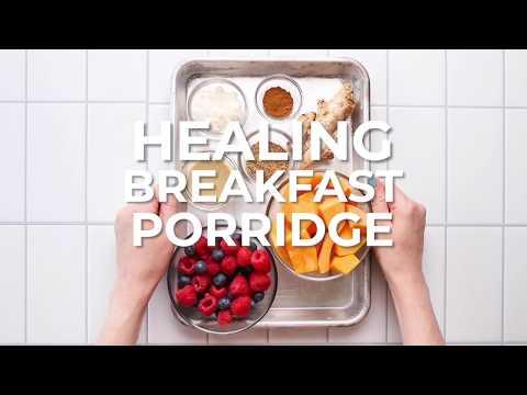 Healing Breakfast Porridge {Instant Pot Option} AIP substitutes included.