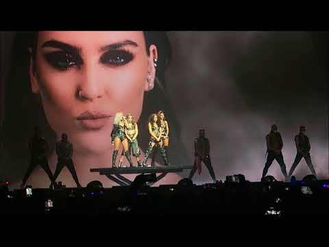 Little Mix Glory Days Tour Newcastle 4/11/2017