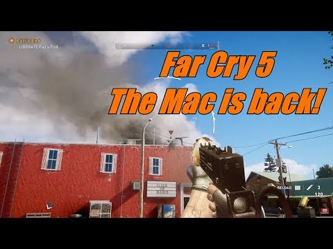 FarCry 5 - The Mac is back!