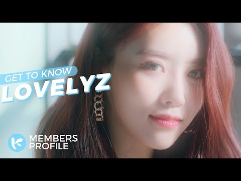 Lovelyz (러블리즈) Members Profile (Birth Names, Birth Dates, Positions etc..) [Get To Know K-Pop]