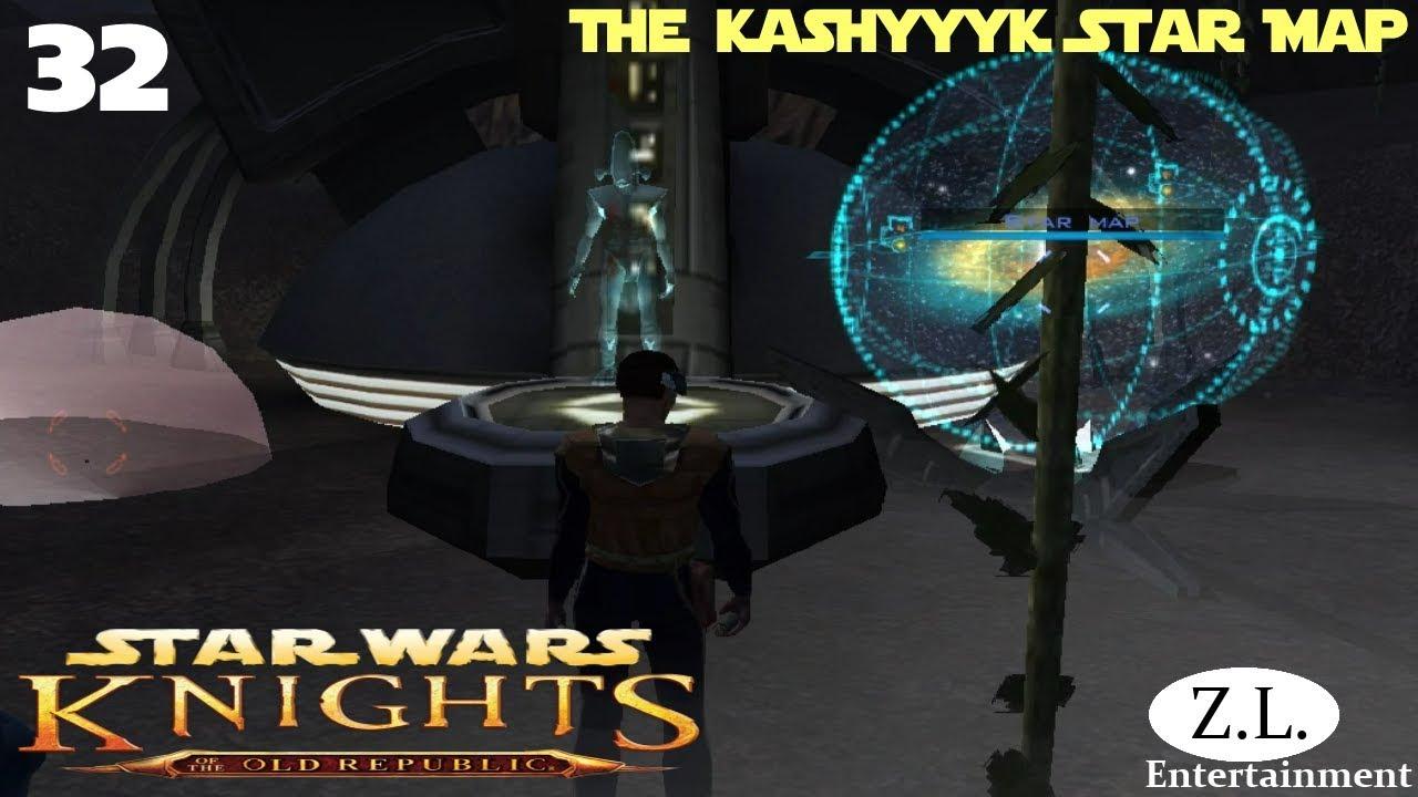 Kotor Kashyyyk Star Map Last.Kotor Episode 32 The Kashyyyk Star Map Youtube