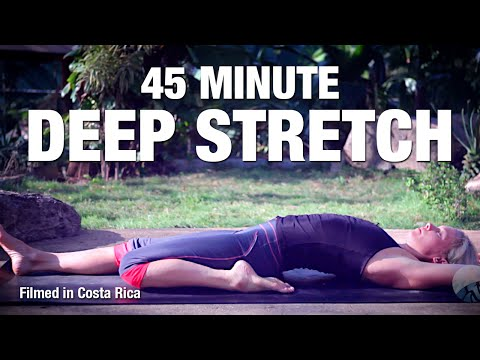 45 Minute Deep Stretch Yoga Class - Five Parks Yoga