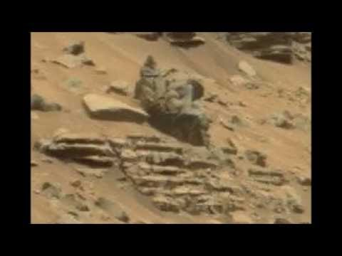 Mars Sol 707 - Wiggle Stereoscopy Analysis