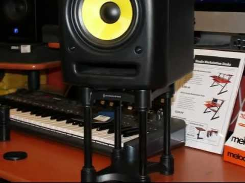 Introduction To Isoacoustics Speaker Stand The Best