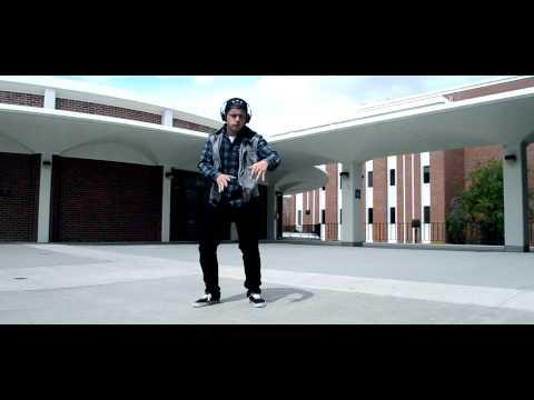Skrillex  Bangarang feat sirah  Dance Freestyle