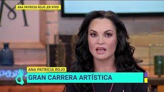 Entrevista Ana Patricia Rojo: 40 años de carrera artística | De Primera Mano YouTube Videos