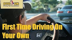 Driving on Your Own after Passing Test | DTC-UK | Driving Test UK