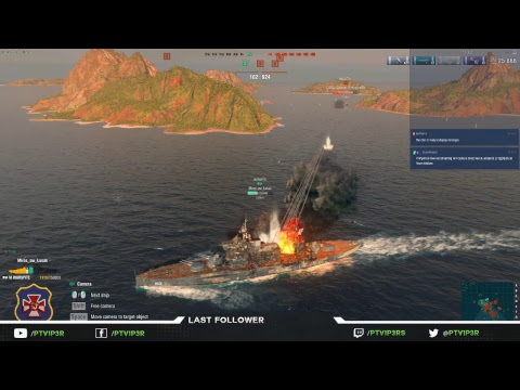 [PT][EN] World of Warships
