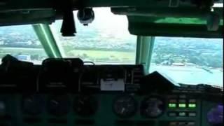 Ту-154 Взлеты и посадки Дмитрия Лебедева Борт 85611