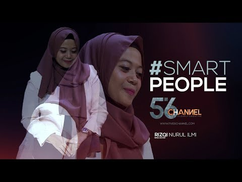 PROMO 5.6CHANNEL #SMARTPEOPLE