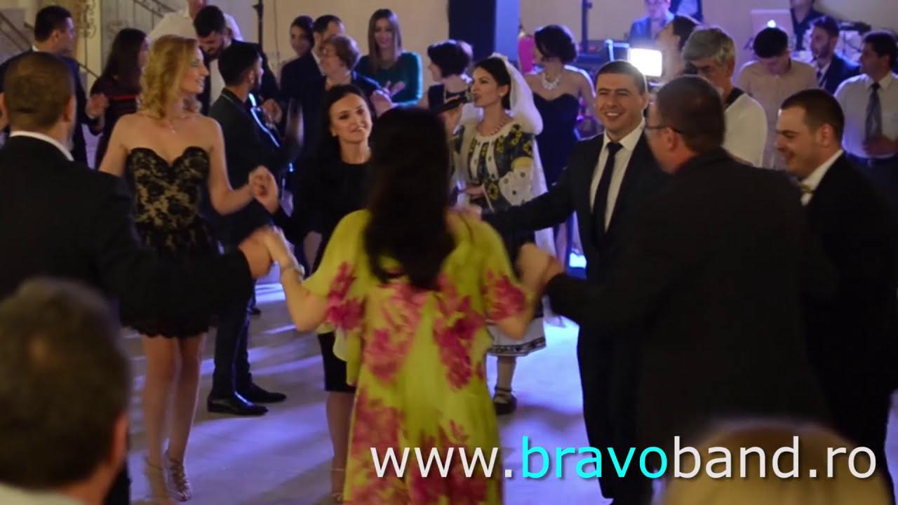 Trupa Bravo Formatie Nunta Bucuresti Muzica Populara Live 2015