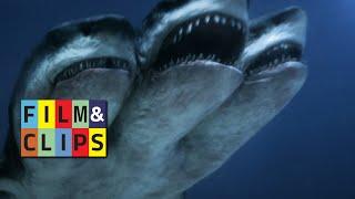 3 Headed Shark attack Trailer Italiano