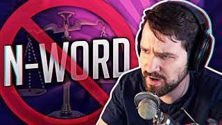 Destiny on the N-Word Question