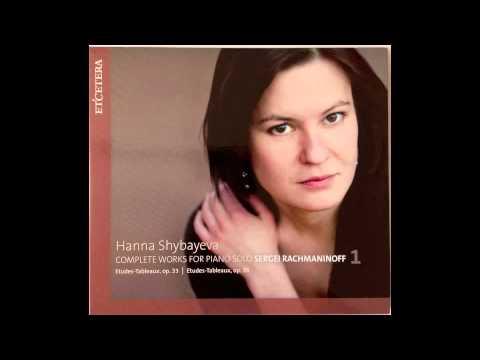 S.Rachmaninoff: Etude-Tableaux op.39 nr.1 (Hanna Shybayeva)