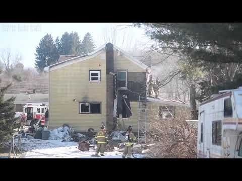 3 escape Philipsburg, PA house fire but will