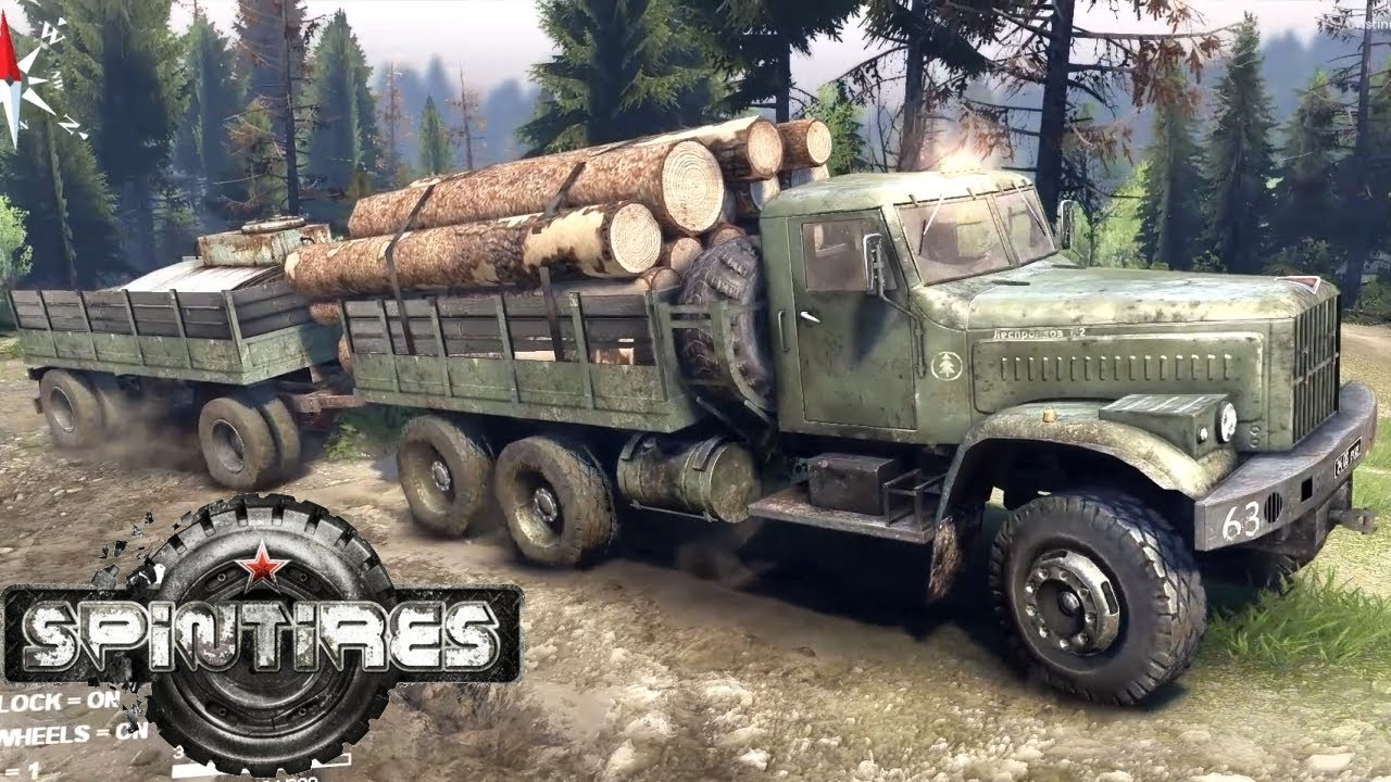 Spintires update 251215 download free [torrent] youtube.