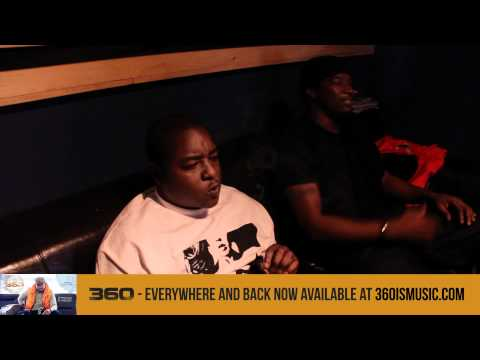 360 & Jadakiss In The Studio [User Submitted]
