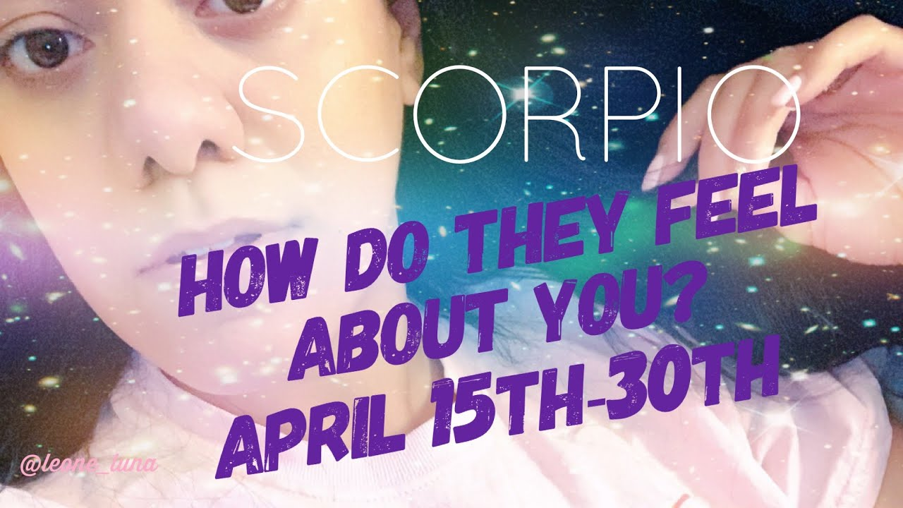 SCORPIO   THE TOWER HAS CHANGED THEM   How Do They Feel About You  LOVE  TAROT READING   4 15-4 30 19