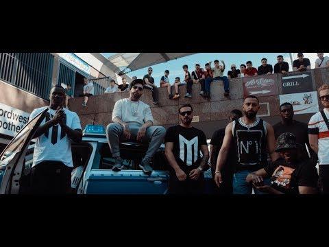 AZAD - IN DER HOOD prod. by ARIBEATZ & DENNIS KÖR | NXTLVL (Official HD Video)