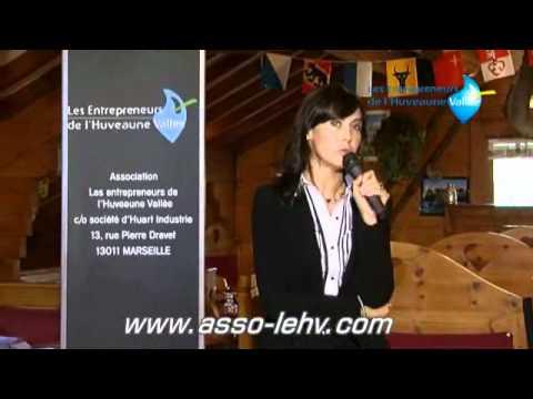 """LEHV """"50' for business"""" au Chalet Suisse de La Valentine"""