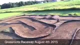 Grassroots Raceway Ben Rees