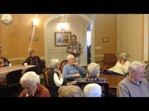 Eastcastle Place March 2017 Birthday Party