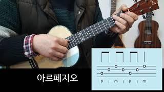 임재 (시와 그림) 싱글벙글 우쿨렐레 (CCM)