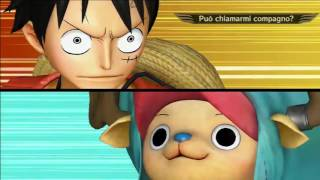 One Piece 3 Pirate Warriors -    Island of New Beginnings ( Return to Sabaody)  -   S Rank +  100 %