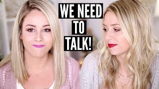 WE HAVE SOMETHING TO TELL YOU | WHY WE'VE BEEN GONE!