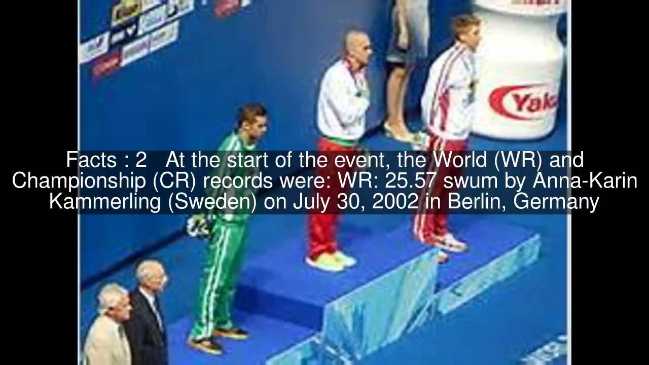 Swimming at the 2003 World Aquatics Championships