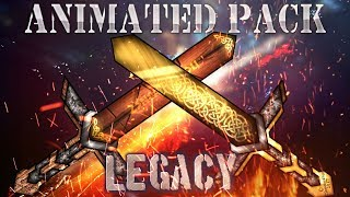 Time Lapse - LEGACY 1.12 ANIMATED PvP Pack - Minecraft - 1.10 1.11 / 1.12