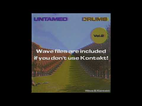 Past To Future Samples Releases Untamed Drums Vol 2! - Gearslutz