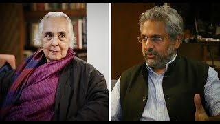 Romila Thapar on nationalism and the role of public intellectuals #RomilaThapar