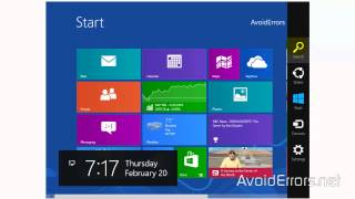 How To Create Desktop Shortcuts In Windows 8.1