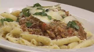 Ragu Bolognese - Italian Meat Sauce