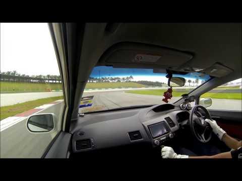 Zerotohundred.com Timetoattack Sepang Round 1 2013 - FD2R Civic Type R