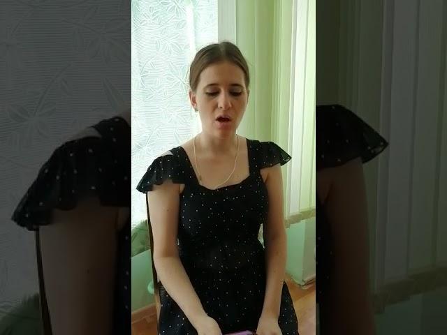 Александра Баженова читает произведение «Беру твою руку и долго смотрю на нее...» (Бунин Иван Алексеевич)