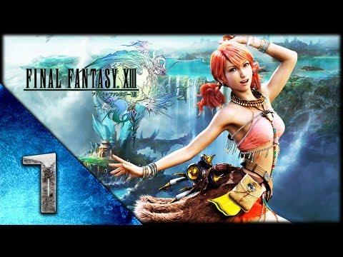 Final Fantasy XIII  Parte 1 ᴴᴰ