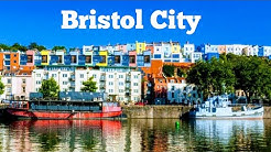 BRISTOL CITY TOUR - ENGLAND | TOUR DE LA VILLE DE BRISTOL - ANGLETTERRE