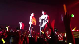 141220 BTS LIVE TRILOGY in Bangkok 'Episode II. The Red Bullet - if i ruled the world + Killer