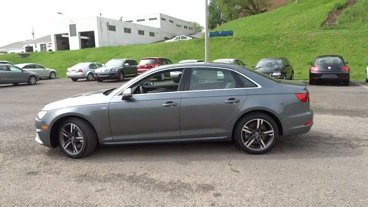 2017 Audi A4 Youtube