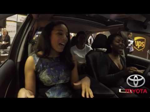 Kemi, Janaye, and Crystal #CamryCarpoolKaraoke
