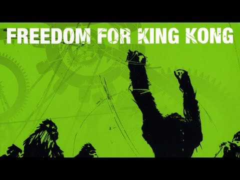 Freedom For King Kong - Amour propre (officiel)