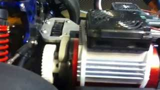 XO-1 PLASTIC PINION GEARS AND HEAT SINK WITH FAN THAT I BOUGHT ON EBAY FROM FARTOFDOOM