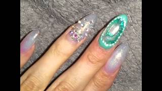 How to Aquarium nail coming soon!!