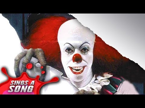 Old Pennywise Sings a Dance Song (Stephen King 'IT' Parody)