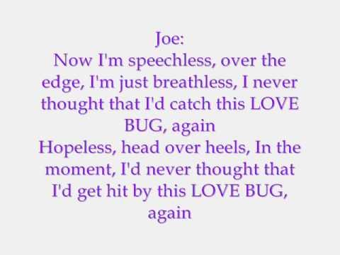 Lovebug -Jonas Brothers- With Lyrics