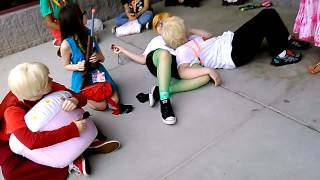 Astl 2015 (Homestuck pocky game)